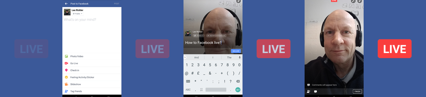 Why and how your business should use Facebook Live