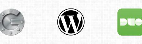 2 step authentication on WordPress