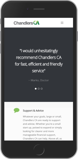 Chandlers CA - Accountants in Camden, London
