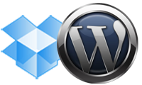Use Dropbox to customise your WordPress admin
