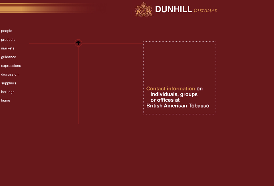 Dunhill - Intranet