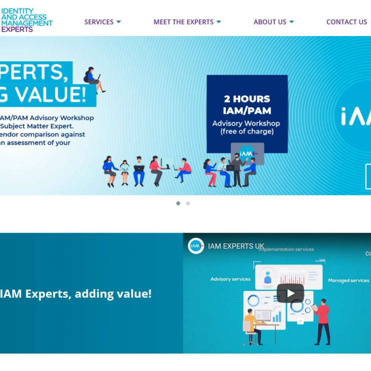 IAM Experts - Identity Access Management Consultancy