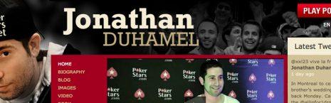 Jonathan Duhamel