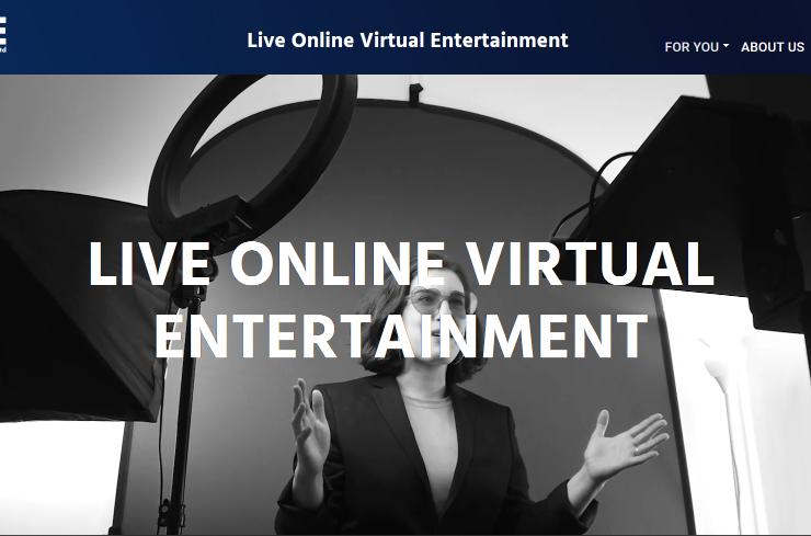 LOVE by ShowWorld Ltd - Live Online Virtual Entertainment
