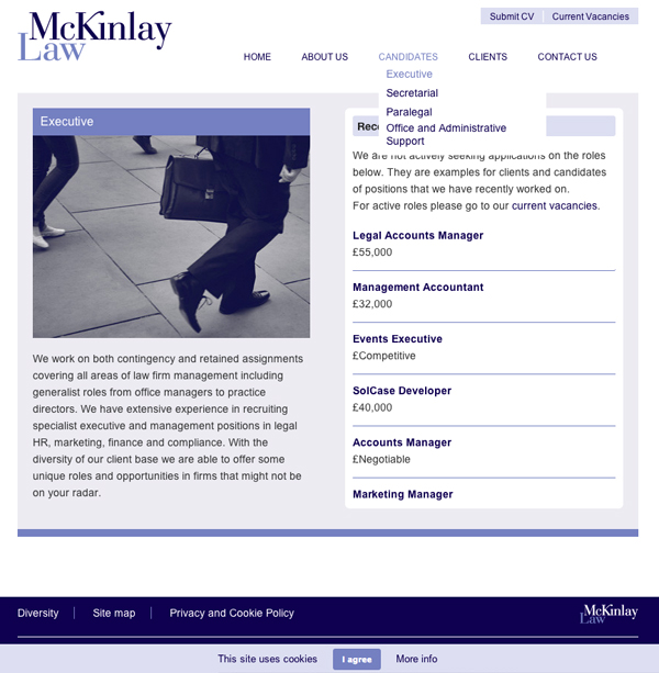 McKinlay Law