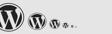 Multiple WordPress icons