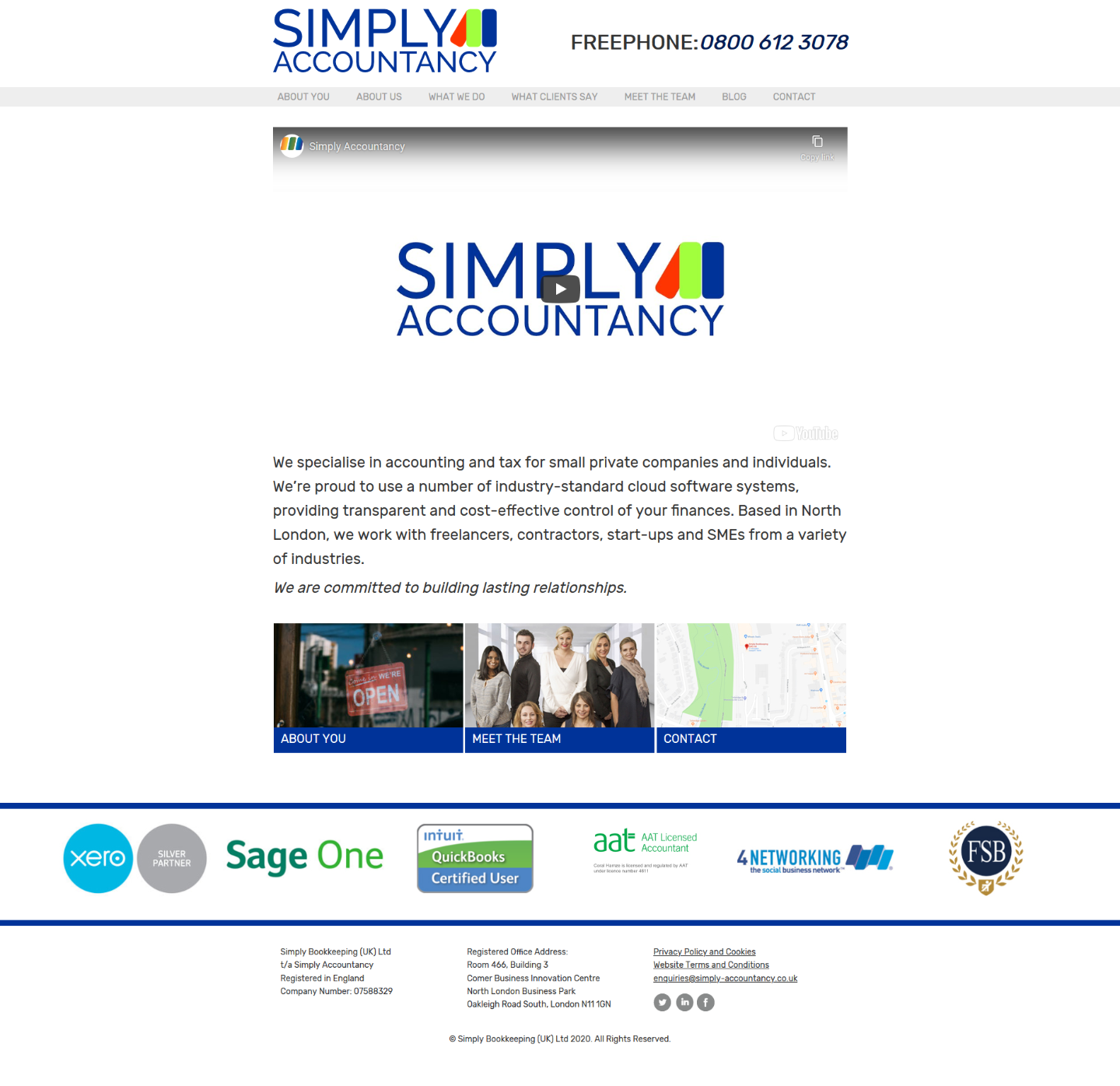 Simply Accountancy - Home
