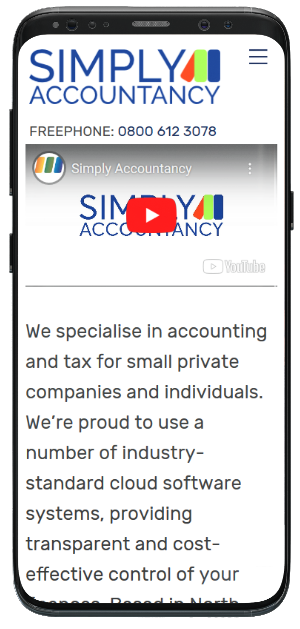 Simply Accountancy - Mobile