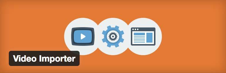 Video Importer WordPress plugin