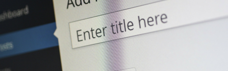 WordPress Website Cheat-sheet